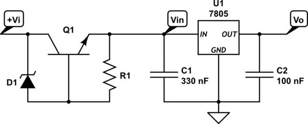 circuitlab tl431like shunt voltage regulator