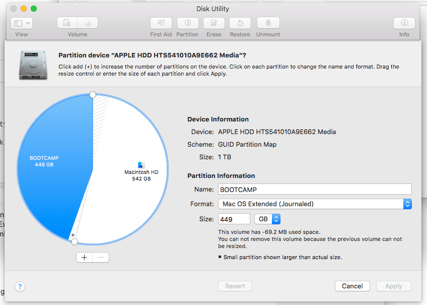 Disk Utility Can39t Delete Bootcamp Partition Ask Different