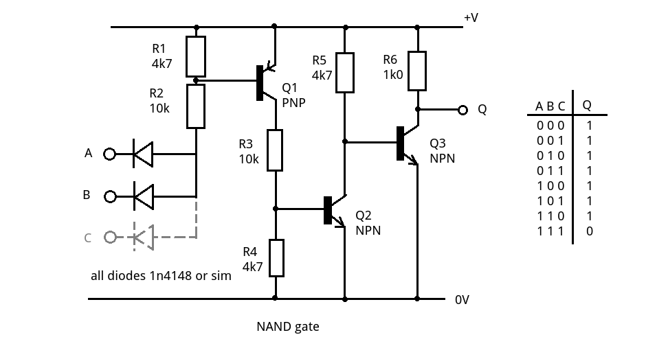 full adder circuit answer
