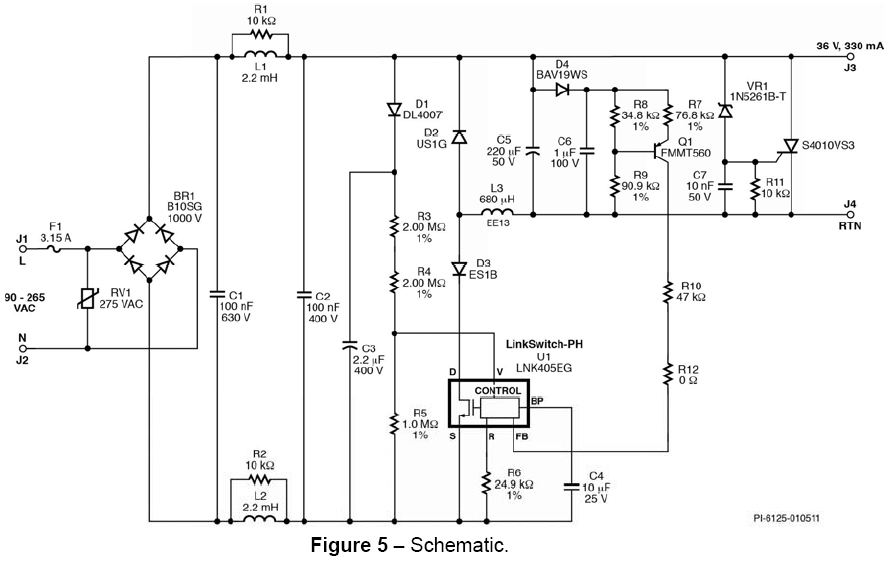 circuit diagram for led driver from 220v circuit diagram for led