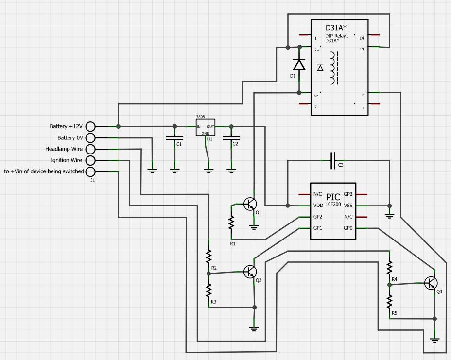 led diode pin diagram