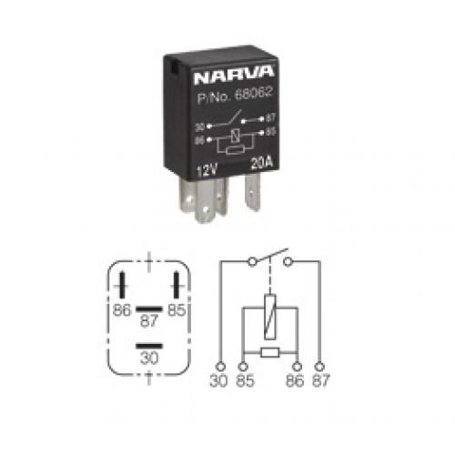 car 40a relay wiring diagram