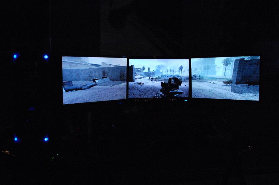 Multi Screen Rendering in Unity - Game Development Stack Exchange - multi screen display