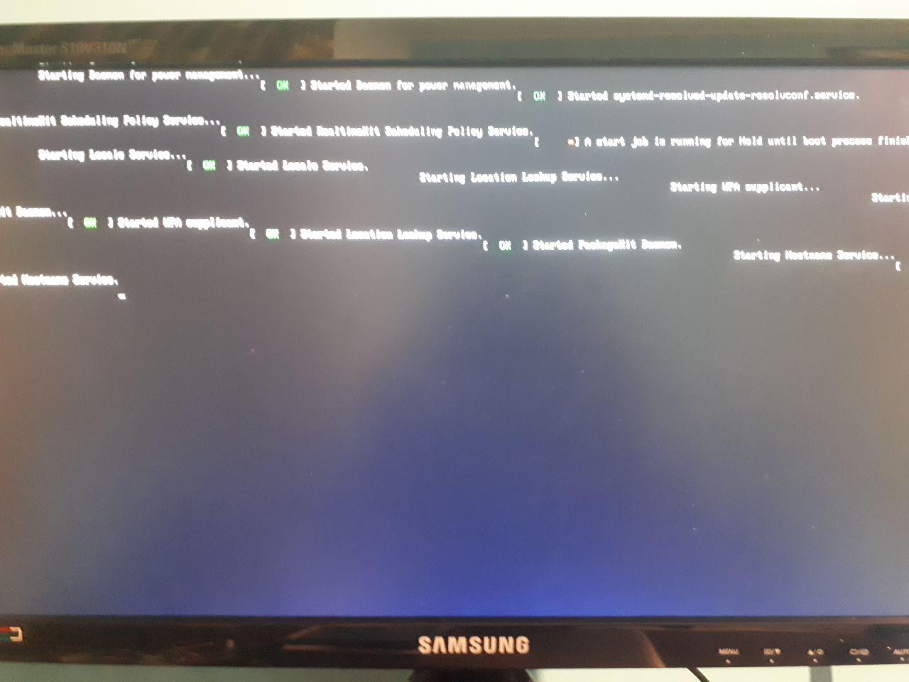 Radeon Black Screen After Entering Login Password Ask
