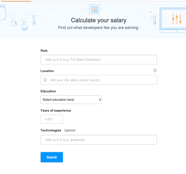 Announcing the New Salary Calculator - Meta Stack Overflow
