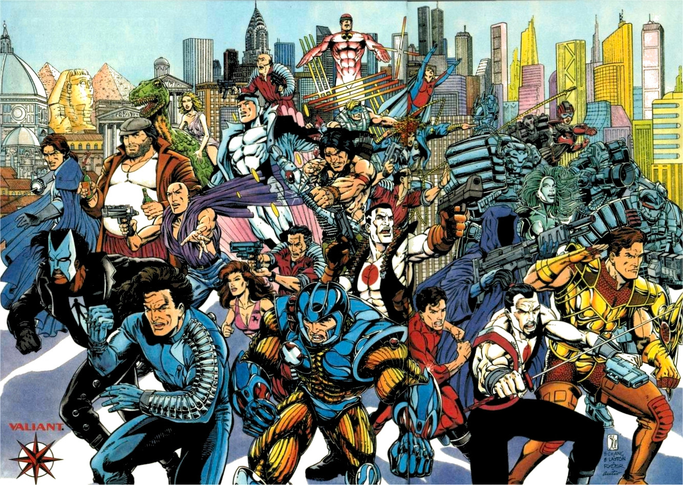 Formula 1 Girl Wallpaper Valiant Comics Does Armstrong And Archer Share A