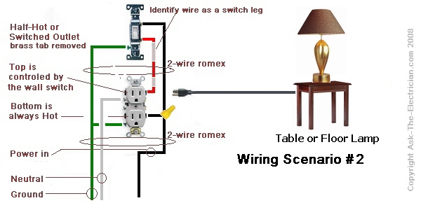 Wiring A Switch To Plug Electronic Schematics collections