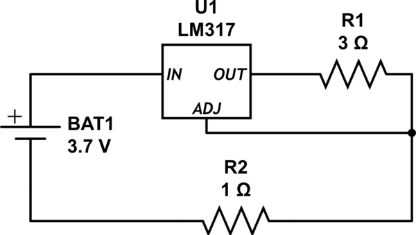 constant current battery discharge
