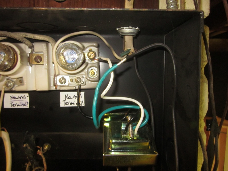 Fuse Box Ground Wire - Wiring Diagrams