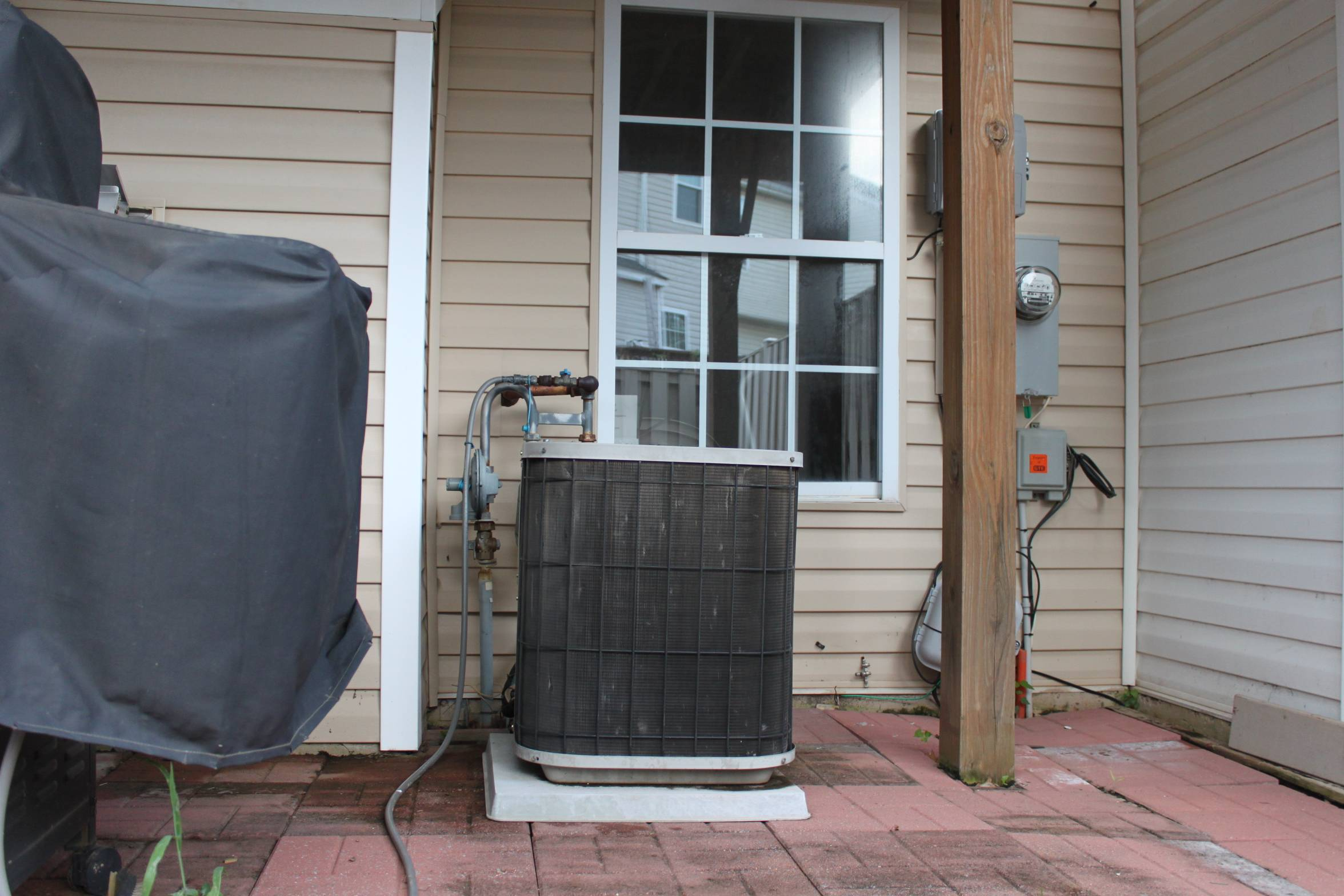 Hvac Do I Need To Level The Outdoor Ac Cooling Unit