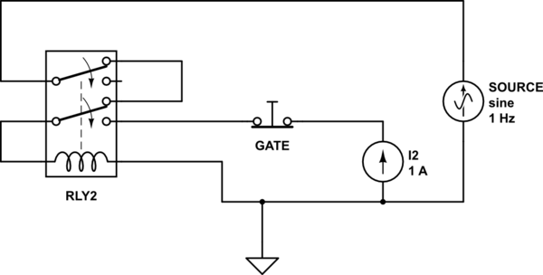 dpdt electronic relay