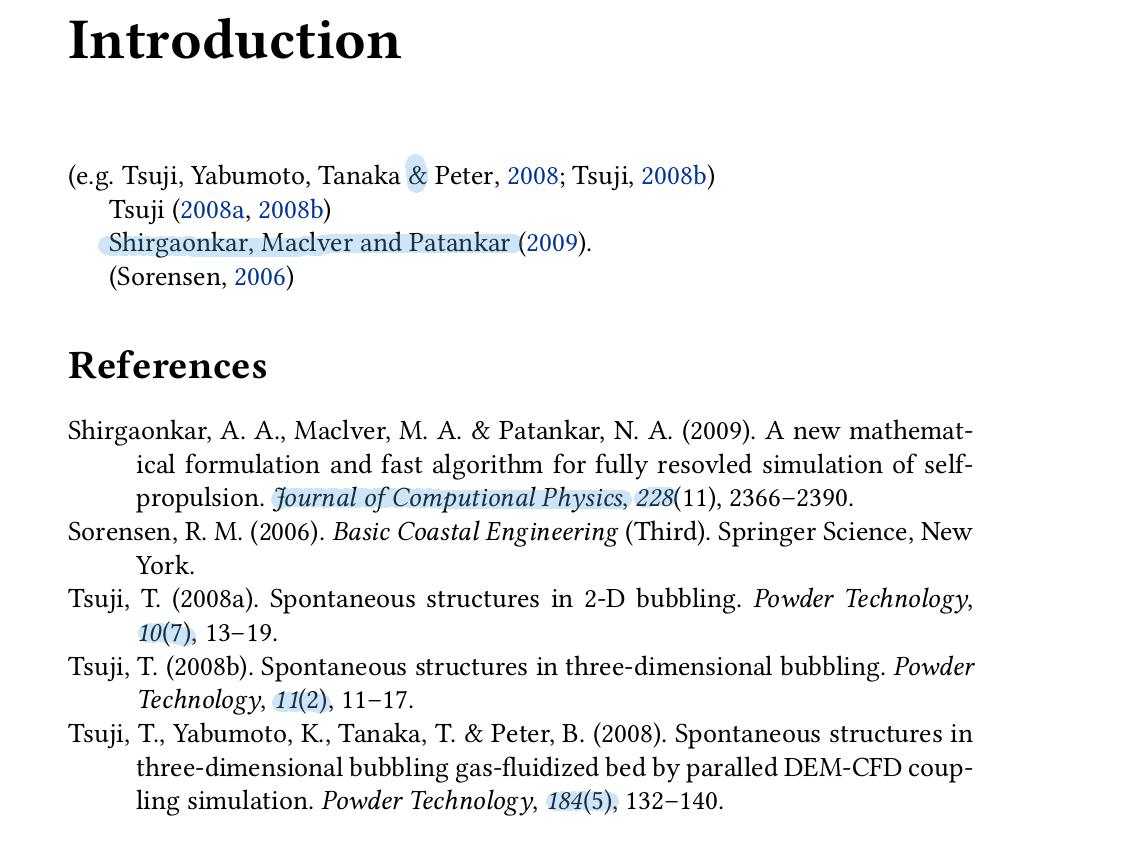 apa reference format