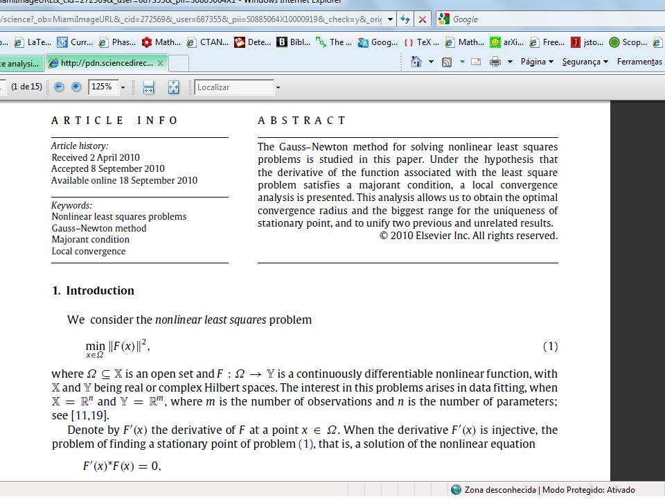 Font used in mathematical papers in Elsevier journals - TeX - LaTeX