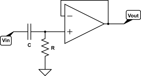 op amp what is the function of voltage divider in the below circuit