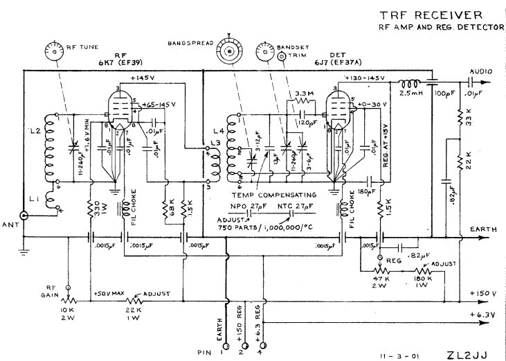 rj45 wiring plan for capacitor