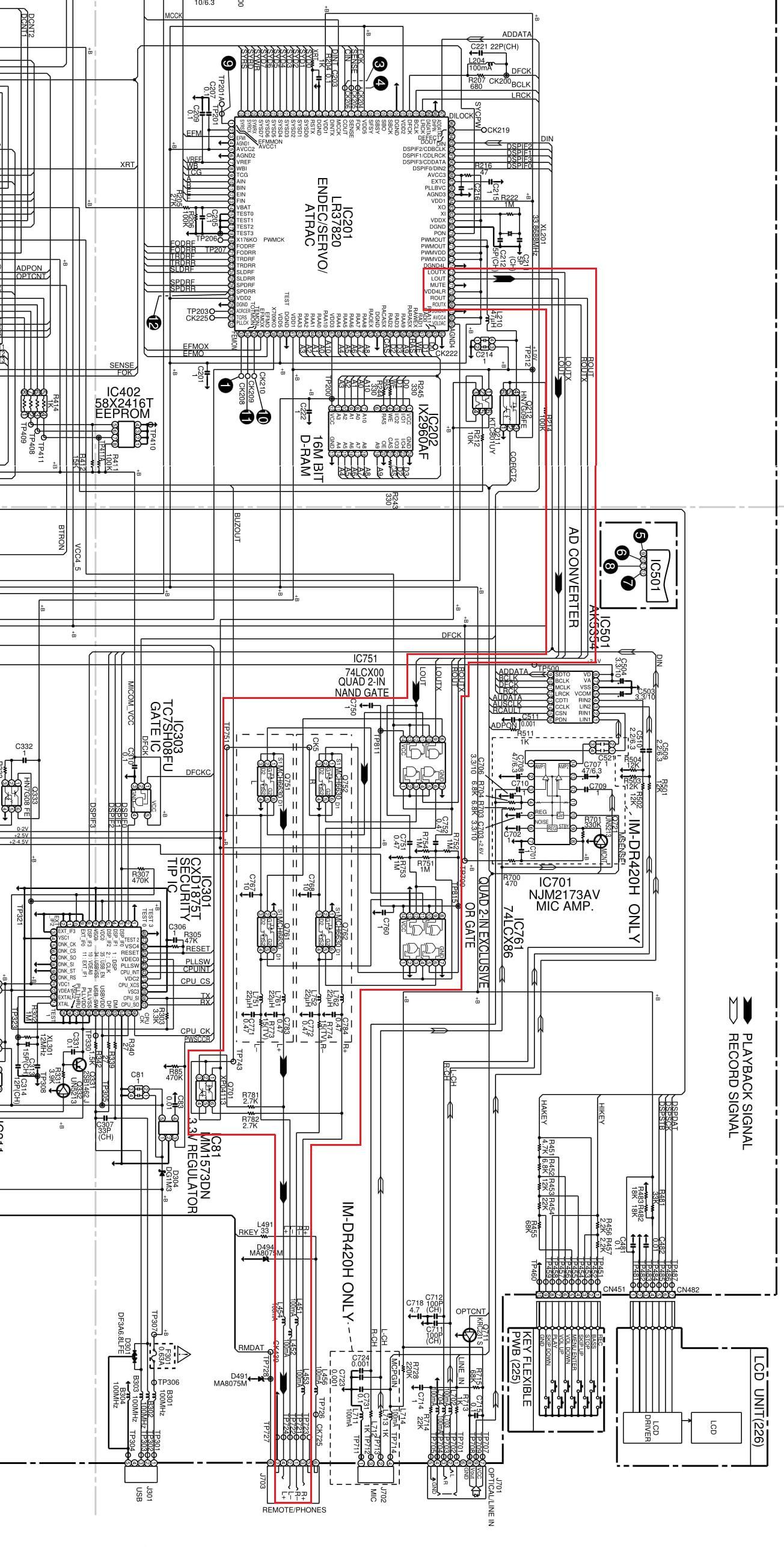 define schematic diagram