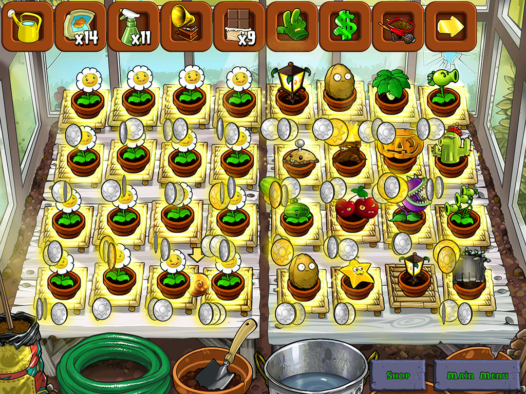 Zen Garten Plants Vs Zombies Which Plants Produce The Most Income In The Daytime Zen
