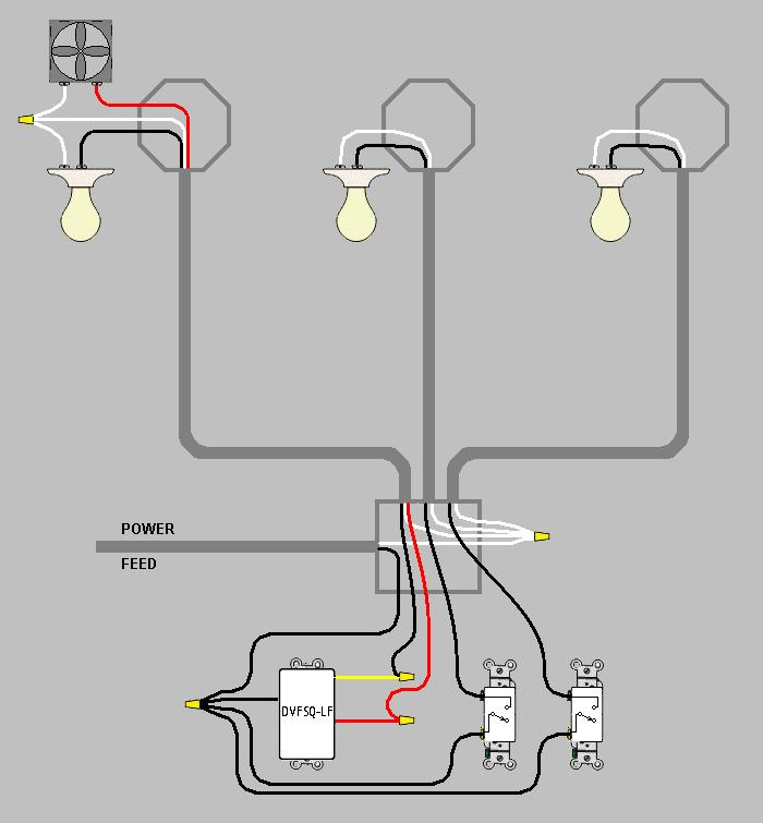 A Gang Switch Wiring Wiring Diagram