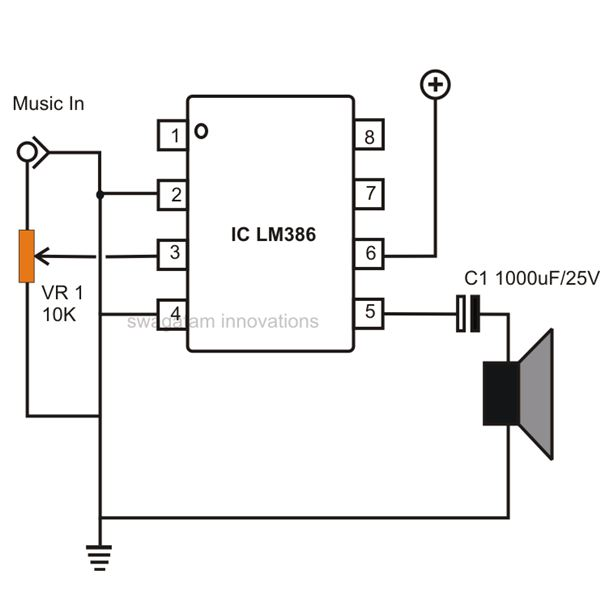 Led Lifier Wiring Diagram Wiring Diagram