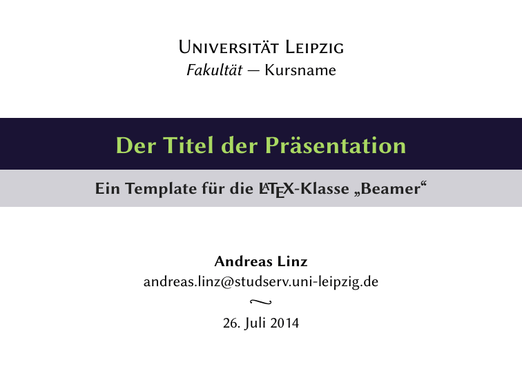 example of powerpoint presentation