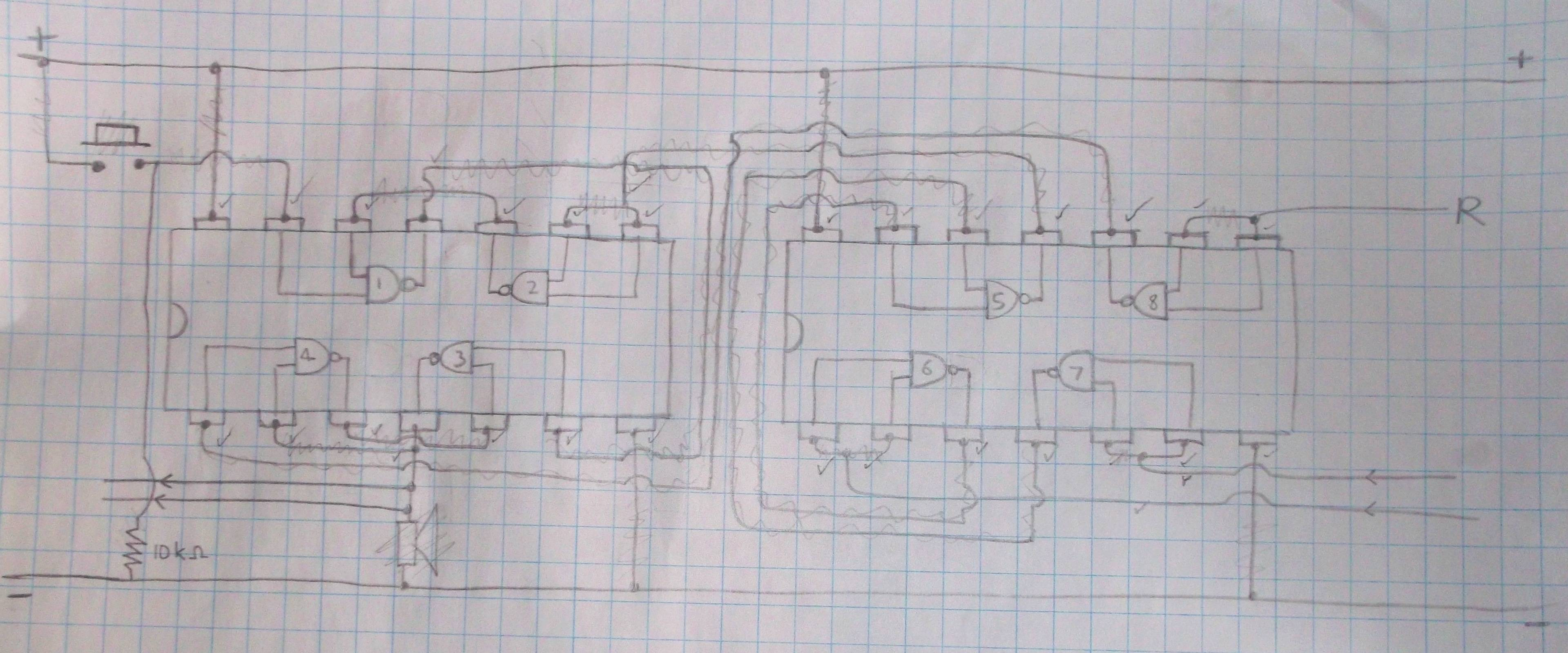Comfortable Perfect Logic Gates Simulator Online Pattern Electric Circuit Diagram Diagrams Studiomotivnet