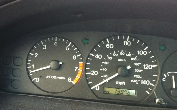 1999 Mazda 626 Shakes when Idle - Motor Vehicle Maintenance  Repair