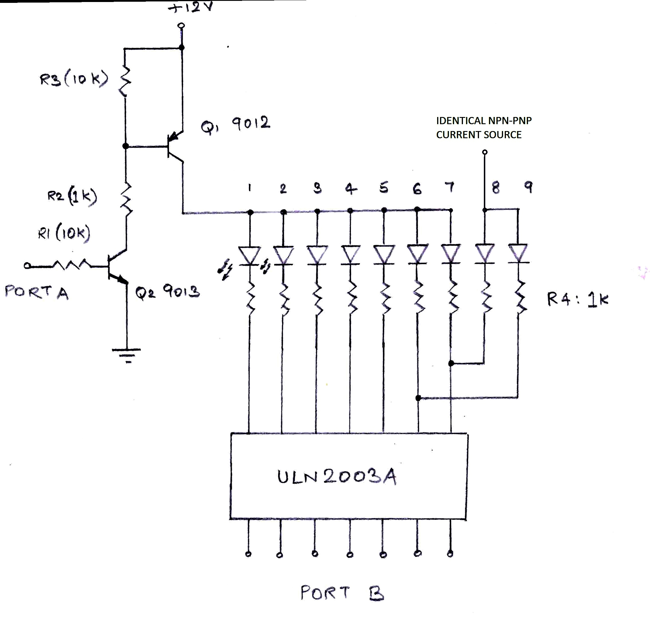 smd led driver circuit