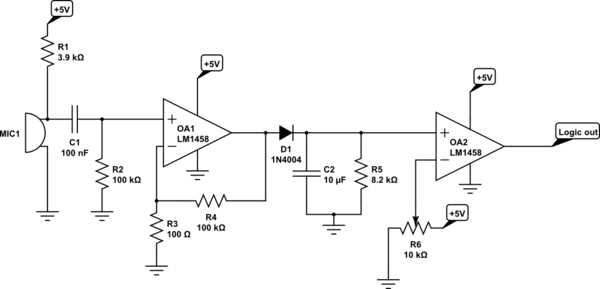 making an inexpensive peakhold circuit