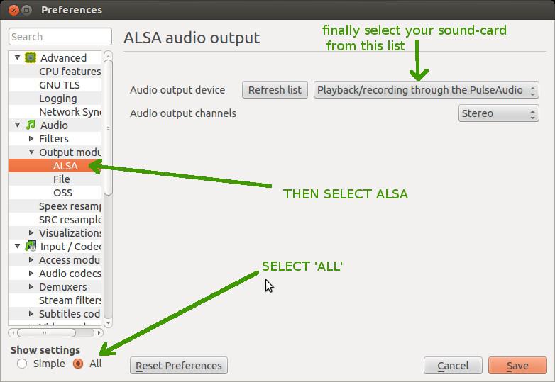 VLC no sound after Pause - Ask Ubuntu