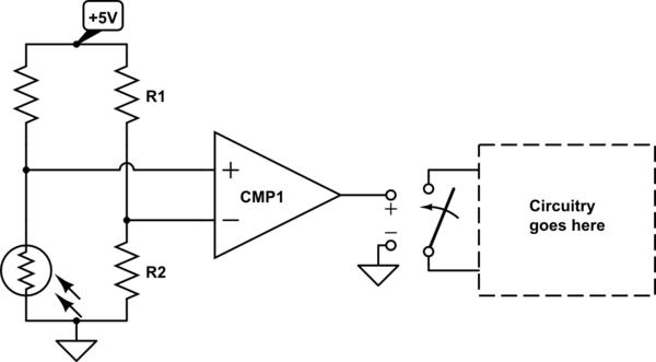 photocell circuit