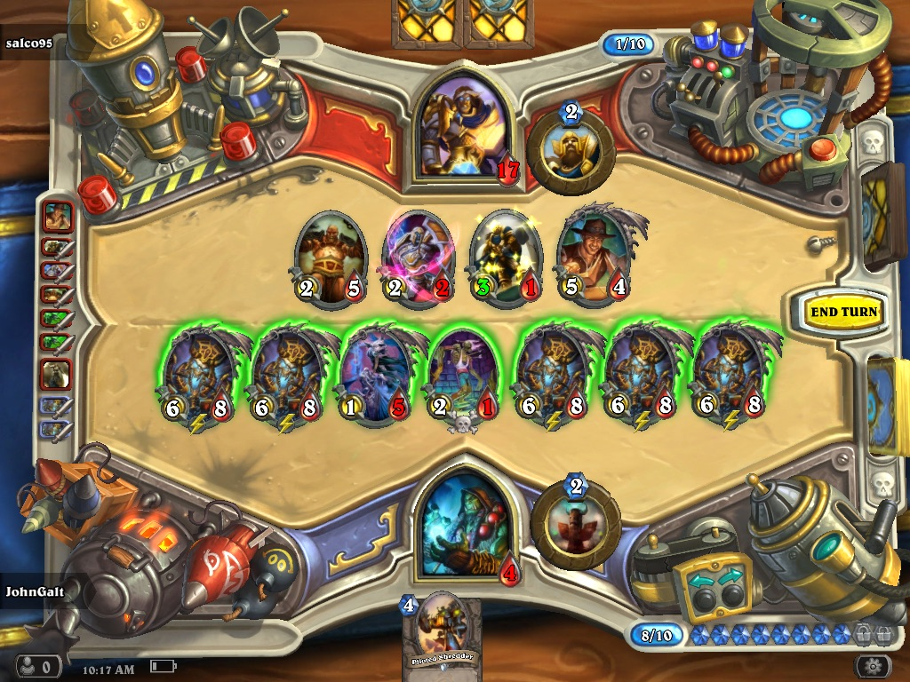 Mirror Wallpaper Hd Hearthstone Ways To Get Multiple Kel Thuzad Arqade