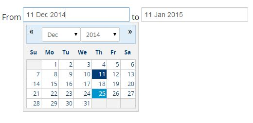 PHP-How to make a beautiful calendar in php with css - Stack Overflow
