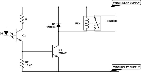 circuitboard relay 5v 10a htf electronics