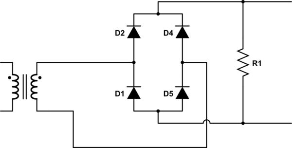 diode rectifier schematic