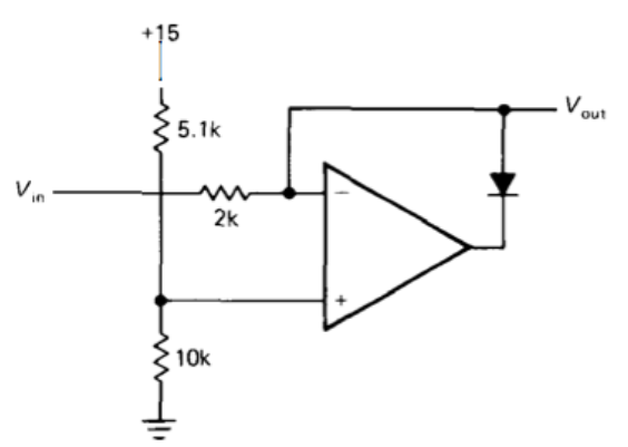 voltage clamp circuit
