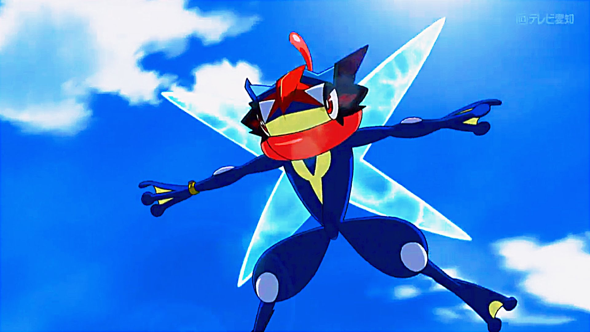 R34 Wallpaper Hd Pokemon What Is The Ash Greninja Form Of Greninja