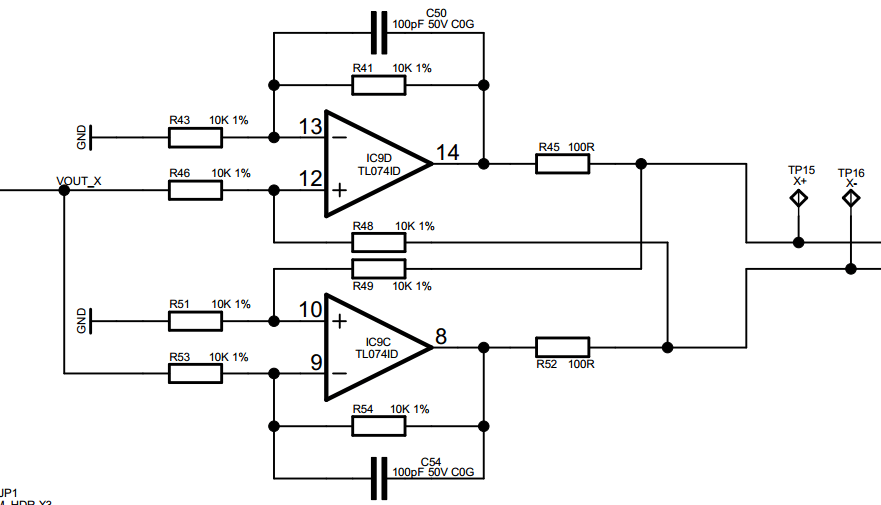 adc buffer circuit diagram tradeoficcom