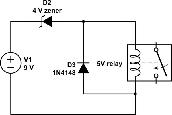 circuitlab diode resistor