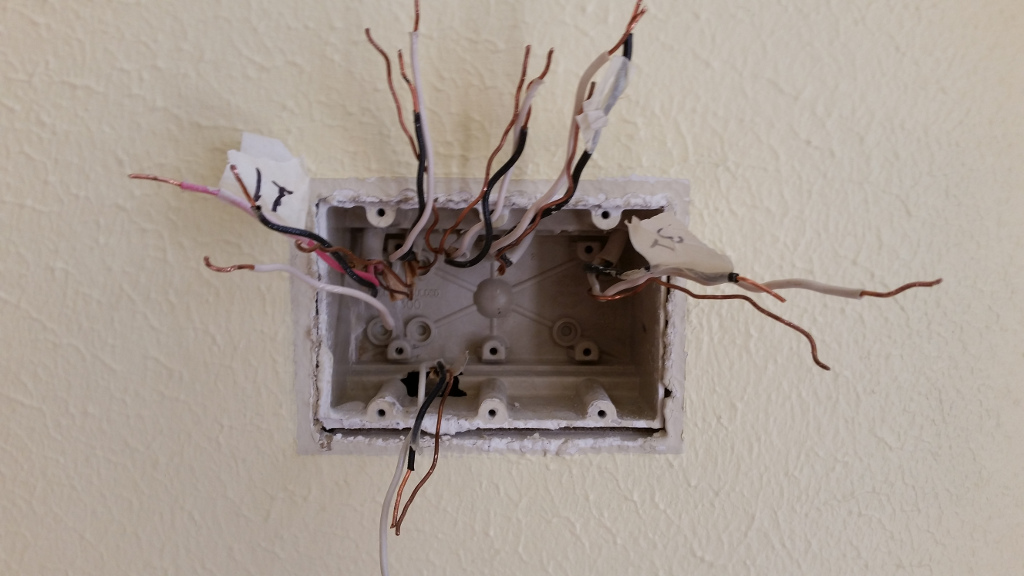 electrical - How do I replace a single pole light switch with a