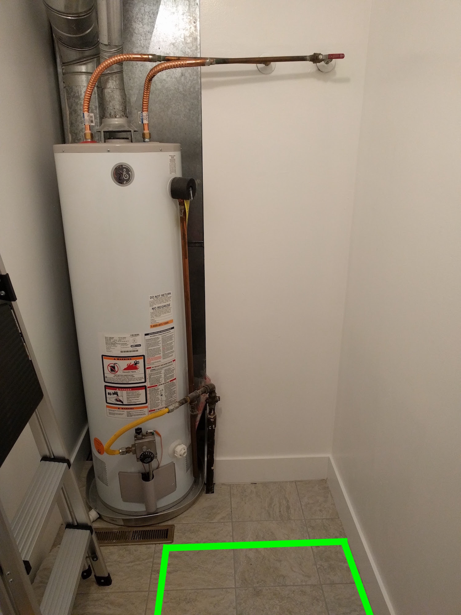 Running Gas Line To Fireplace Natural Gas Split Gas Line To Gas Water Heater For Gas Dryer