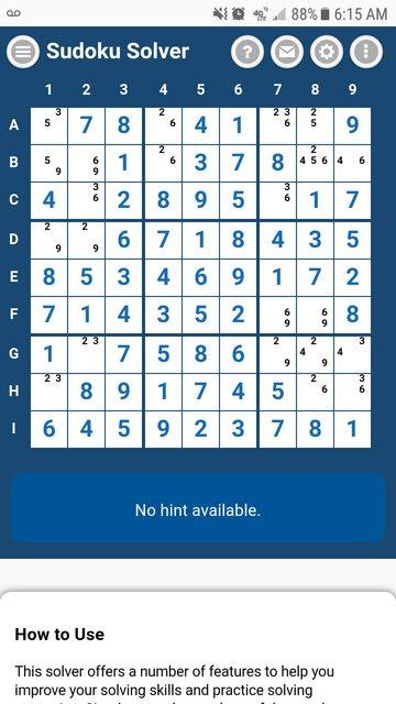 Help solve sudoku - Puzzling Stack Exchange