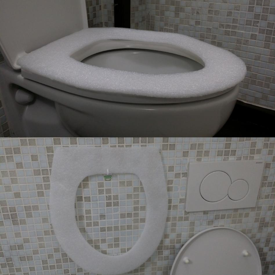 Commodes Solver How To Quickly Warm Up A Toilet Seat Lifehacks Stack Exchange