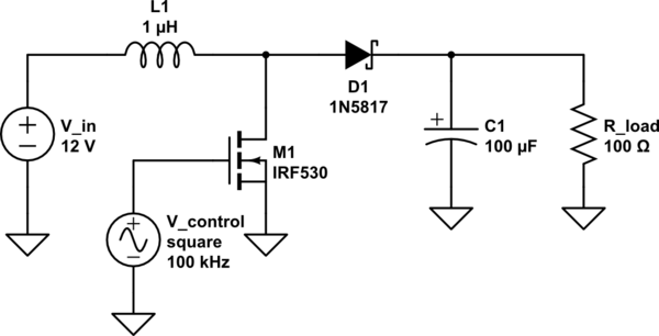 switchmode constant current source