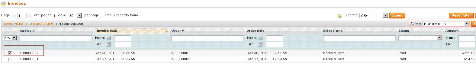 Magento Custom PDF Invoice Module - Stack Overflow - pdf invoices