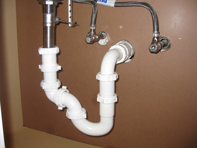 Plumbing Sink Tailpiece Doesn39t Line Up With Trap Home