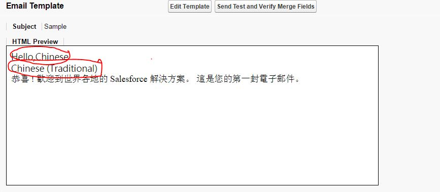 visualforce - I want to translate merge field values of my Email