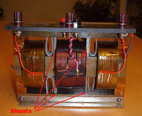 high voltage - How are neon sign transformers built? - Electrical