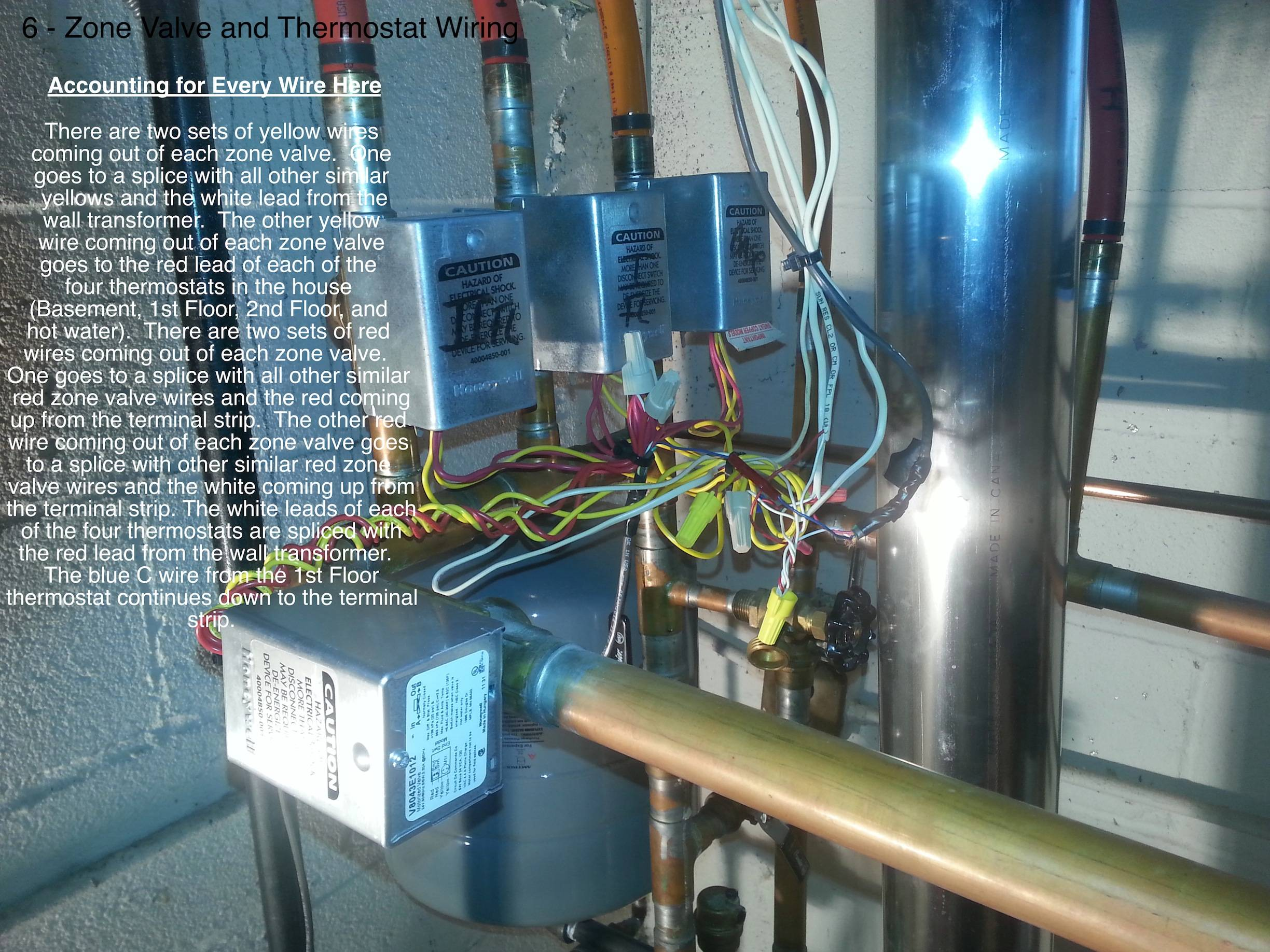 Forced Air Furnace Wiring Diagram Boiler Where Do I Connect My C Wire From My Thermostat