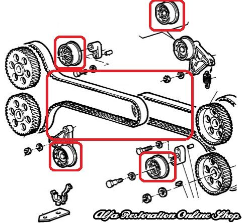 engine - Changing Firing Order in a 4 Cylinder Car - Motor Vehicle
