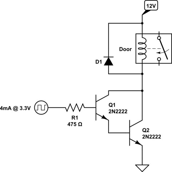 2n2222 transistor circuits